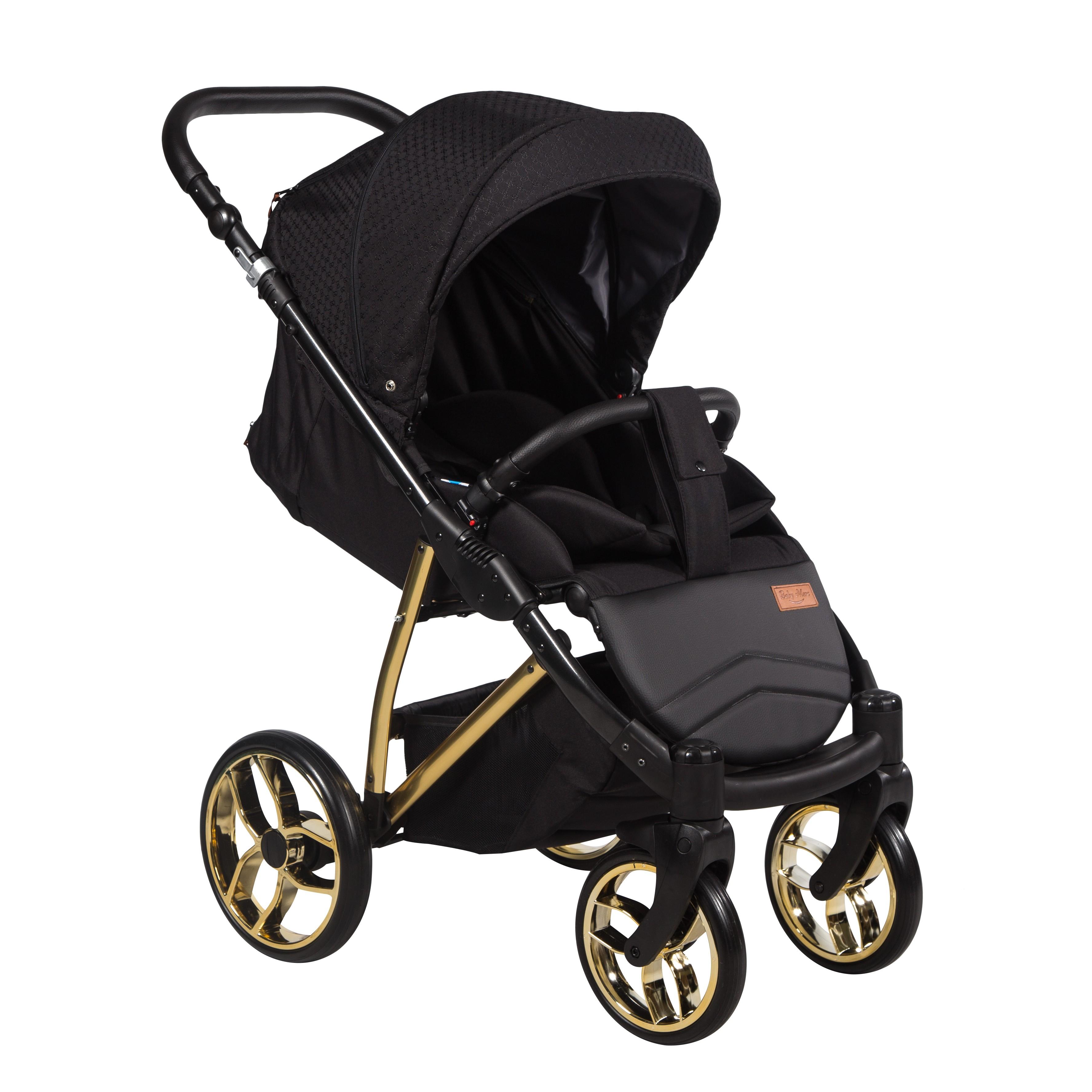 wózek spacerowy GTX Gold Baby Merc