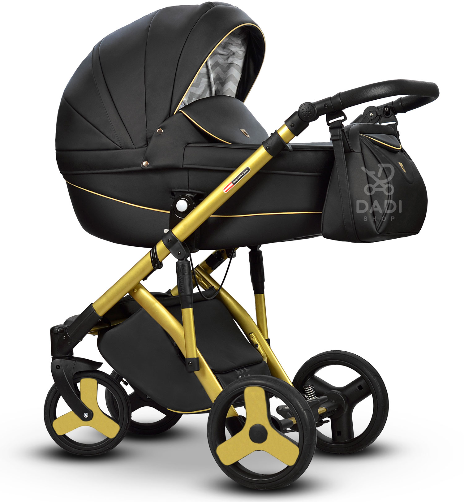 Galaxy wózek dziecięcy Lonex