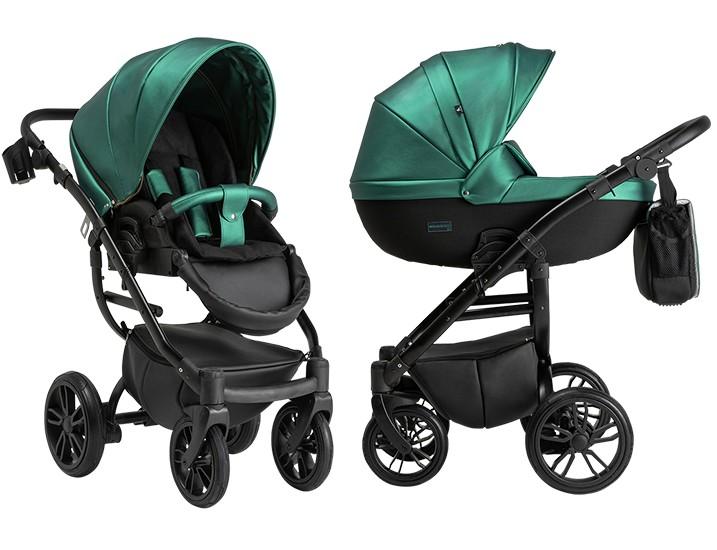Grander Play Eco zielony Tutek wózek wielofunkcyjny