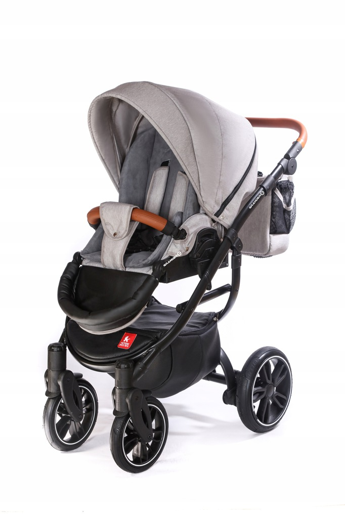 wózek wielofunkcyjny Tutek Grander Play spacerówka