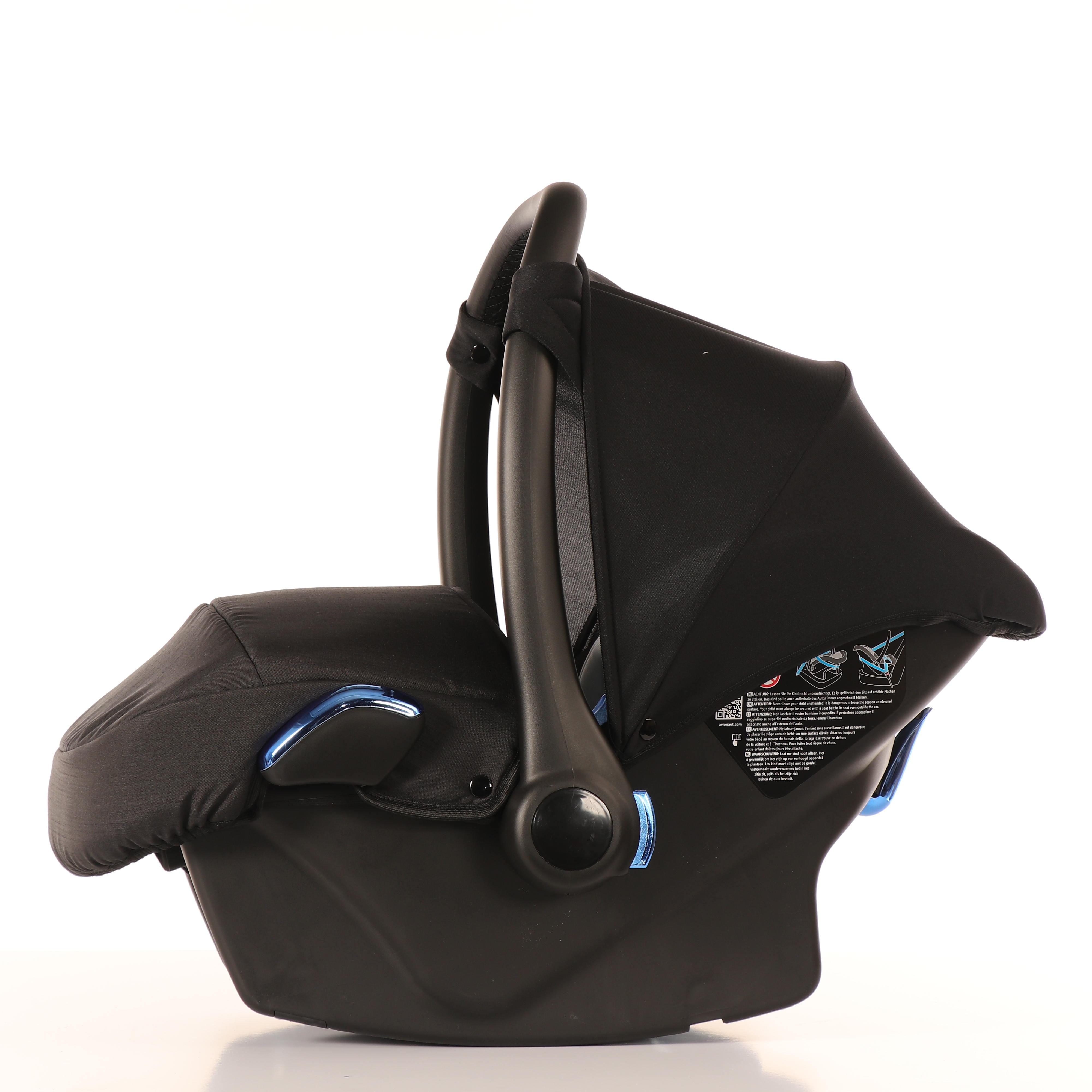 fotelik samochodowy wózka dziecięcego Individual Junama 3w1