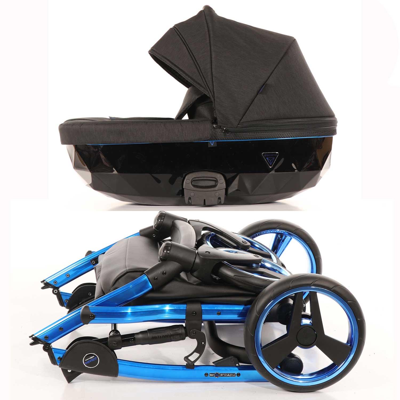 wózek Individual Junama funkcje