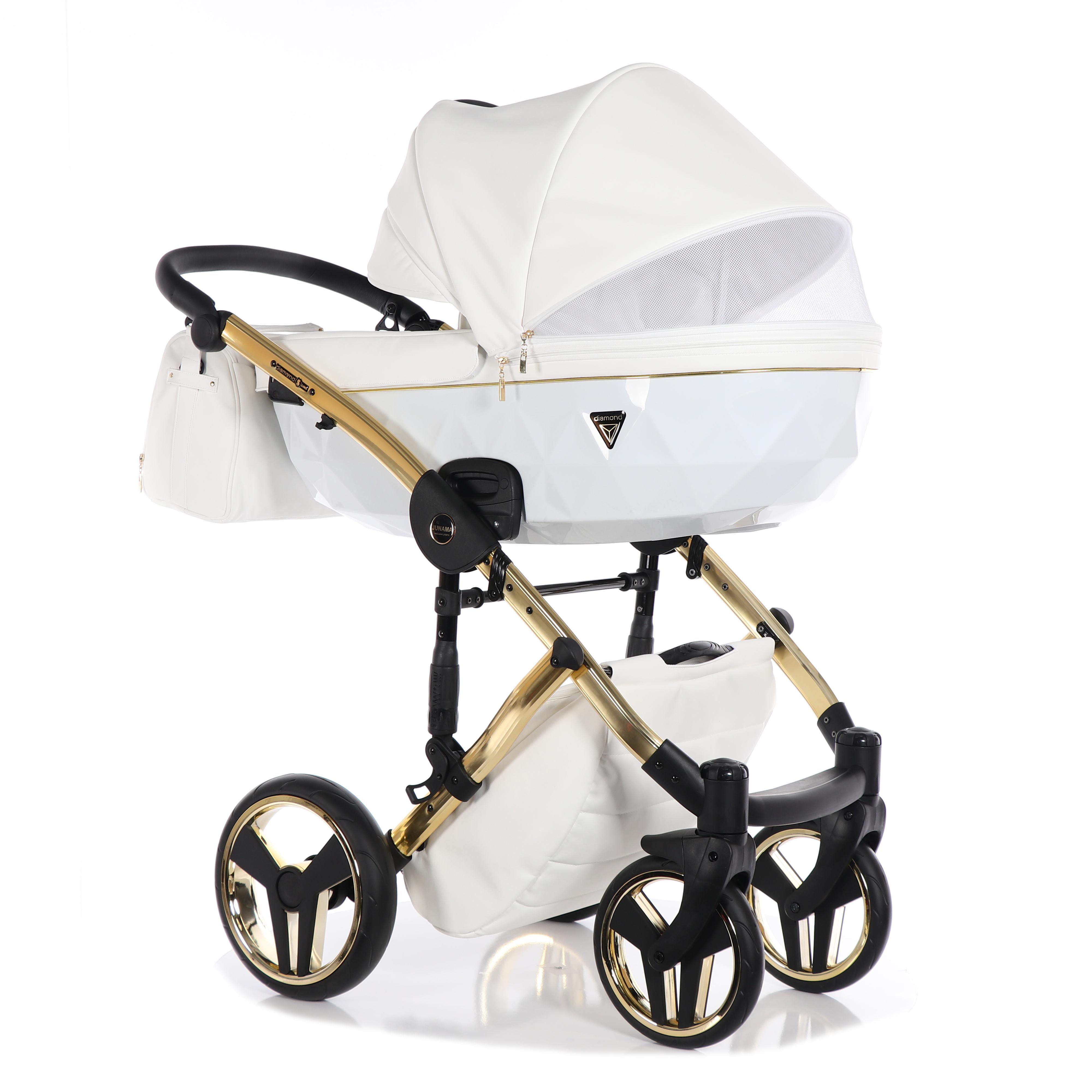 wielofunkcyjny wózek Individual Junama wentylacja gondoli Dadi Shop