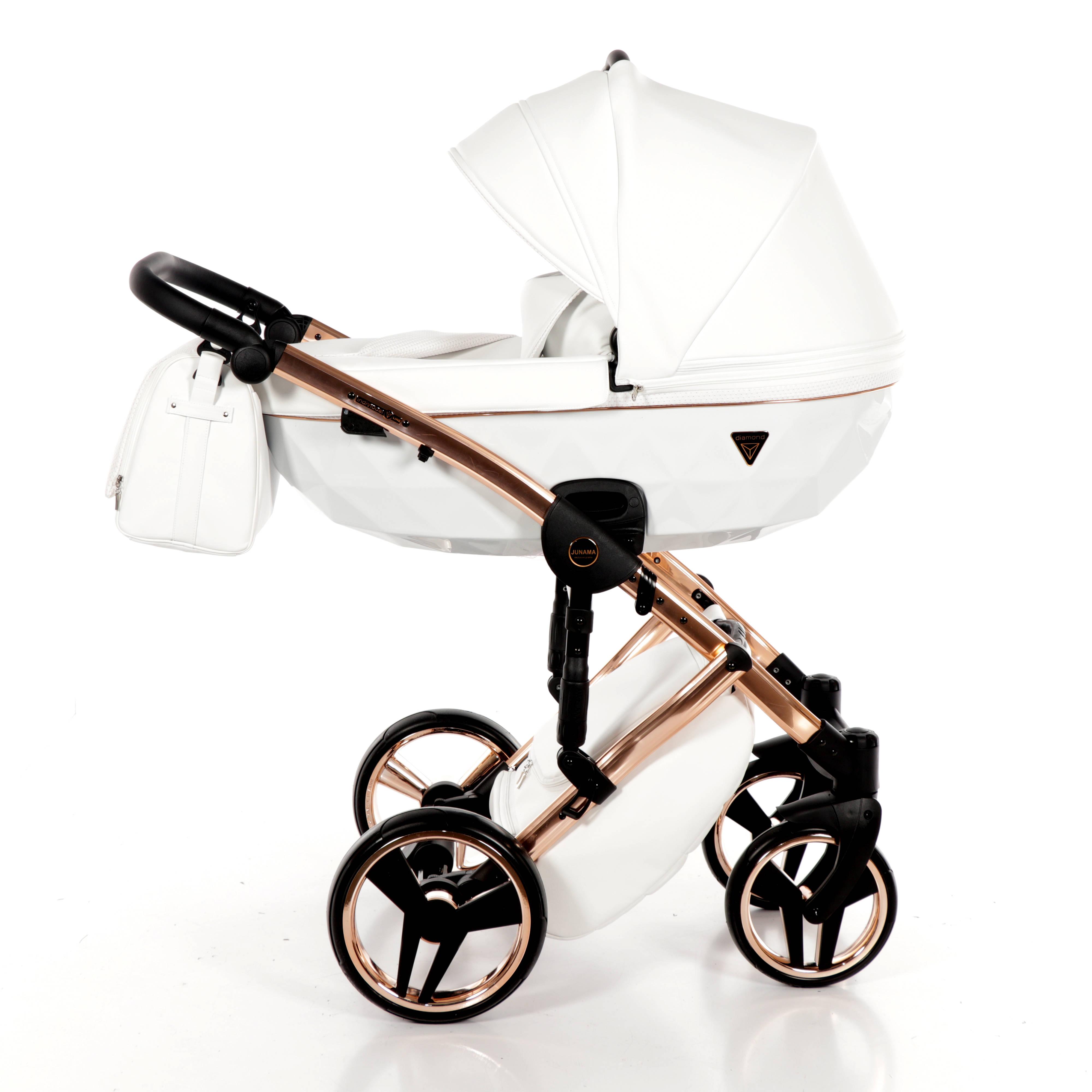 wielofunkcyjny wózek dziecięcy Junama Individual