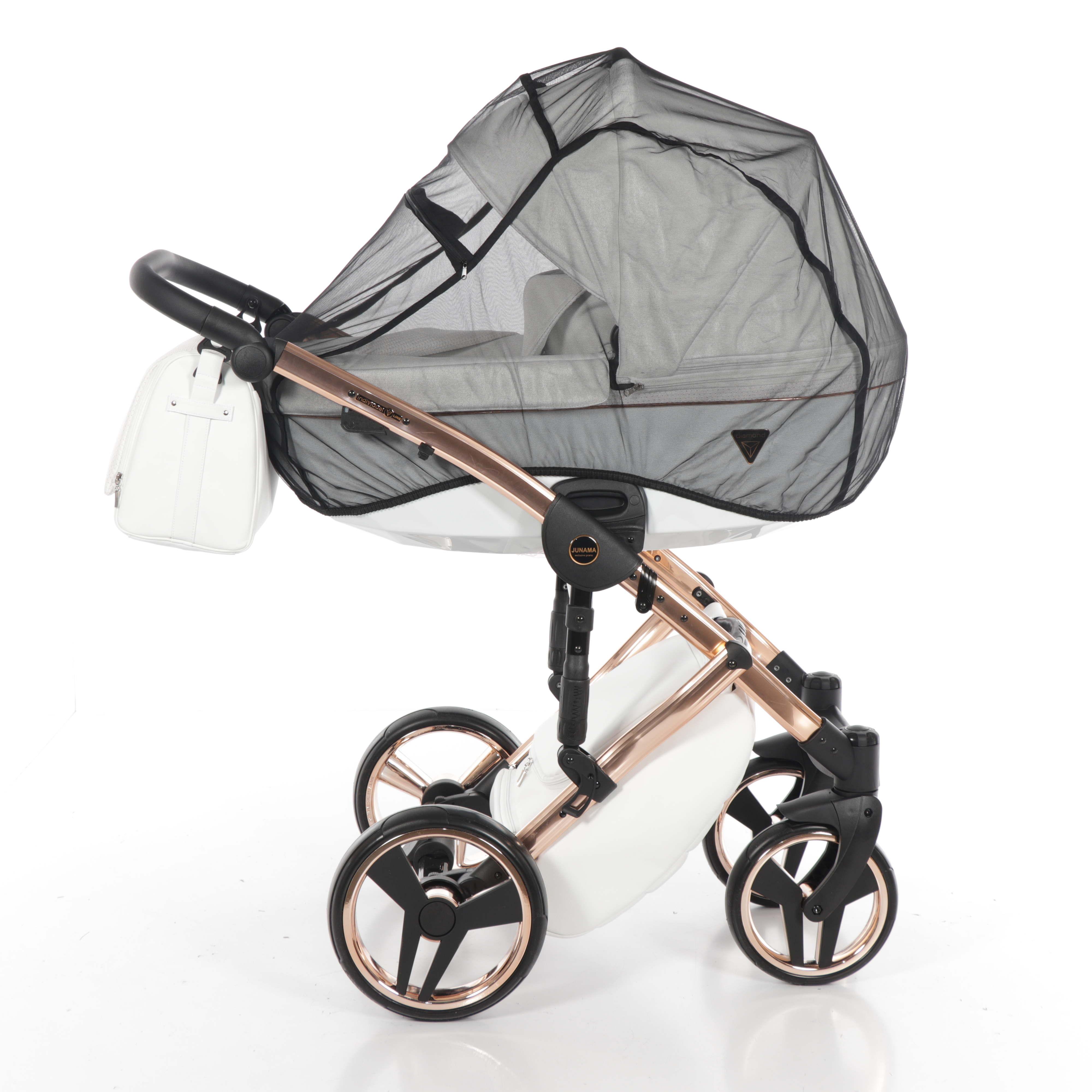moskitiera Individual Junama wózek dziecięcy wielofunkcyjny