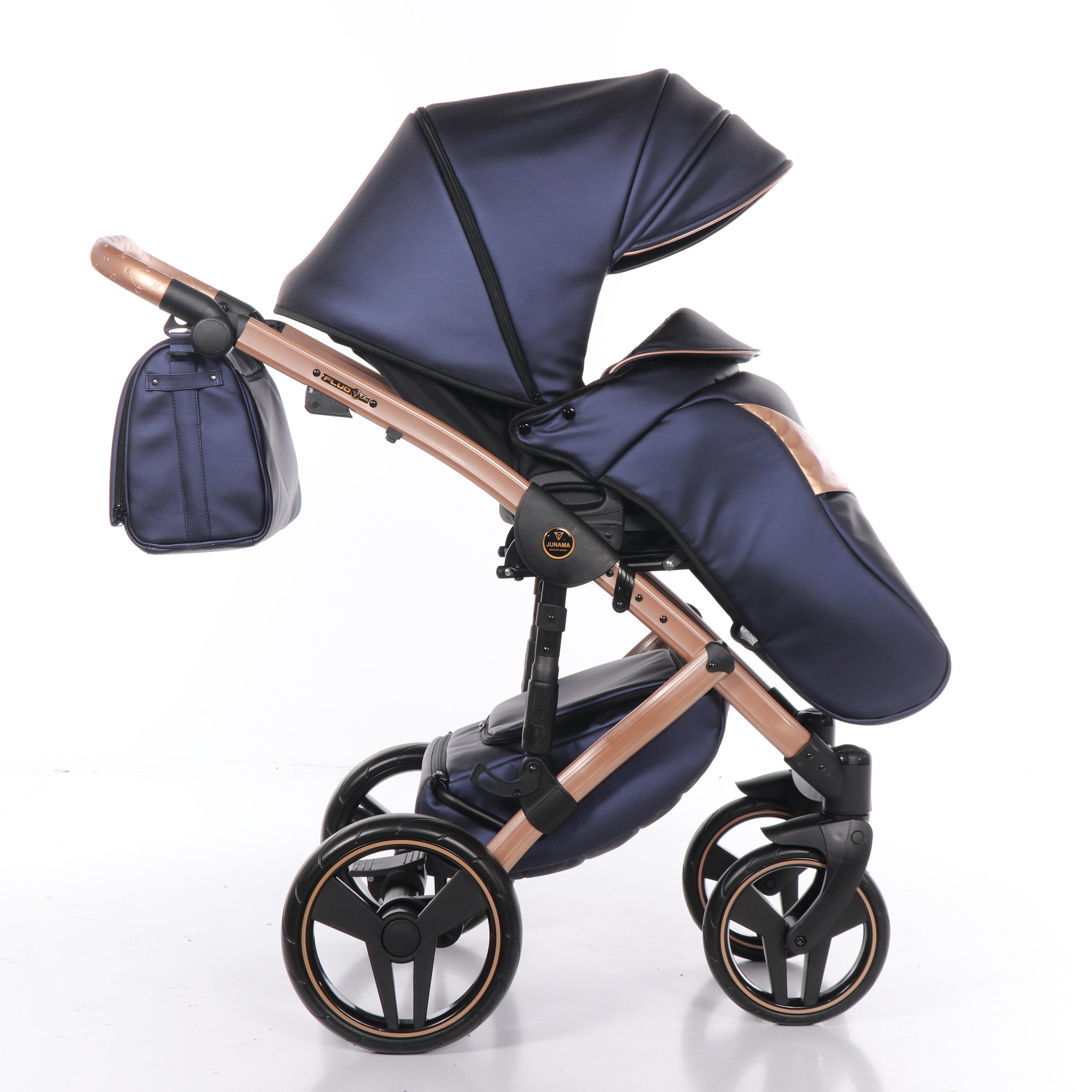 wózek dziecięcy Junama Fluo Line Ii wersja spacerowa