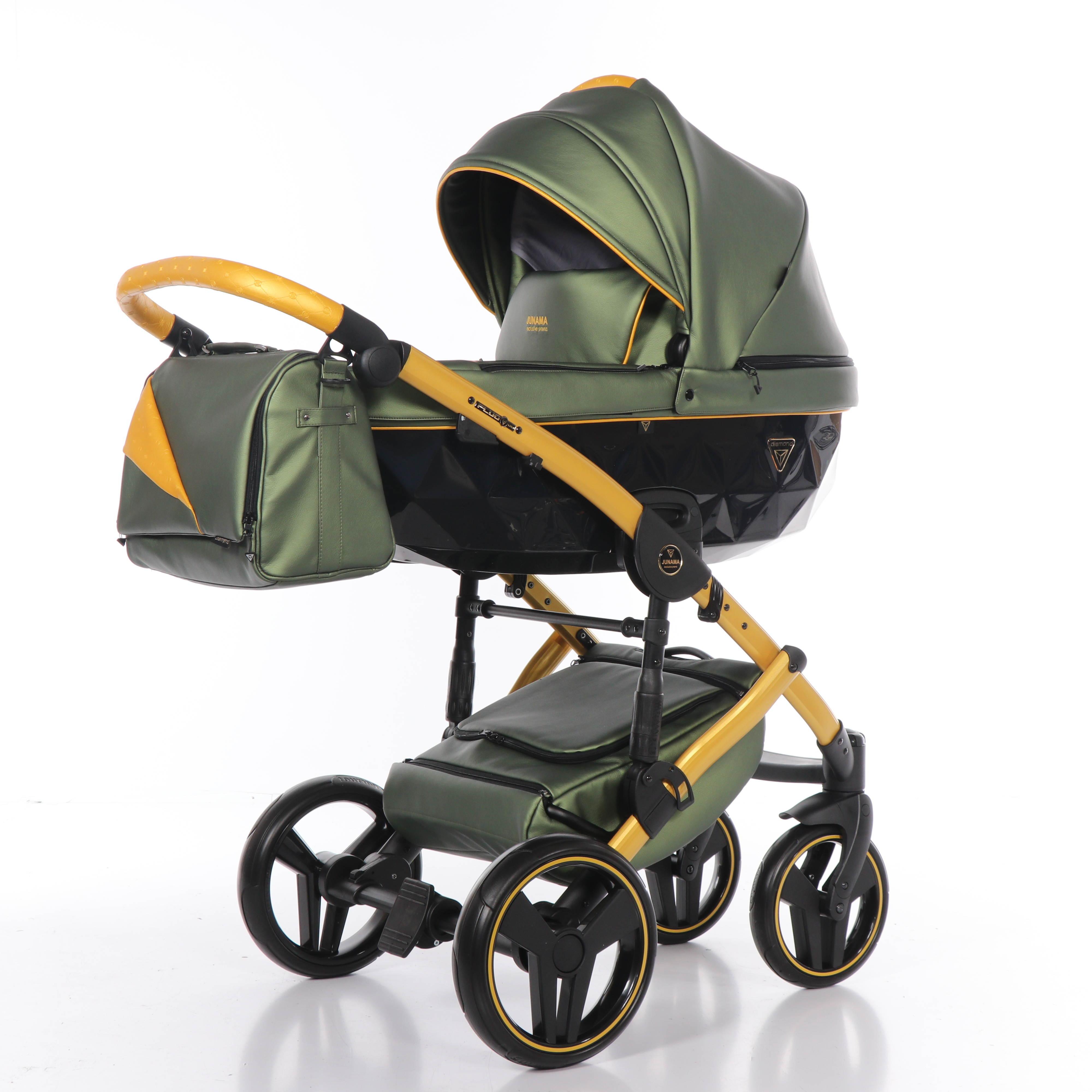 wózek dziecięcy Junama Fluo Line II