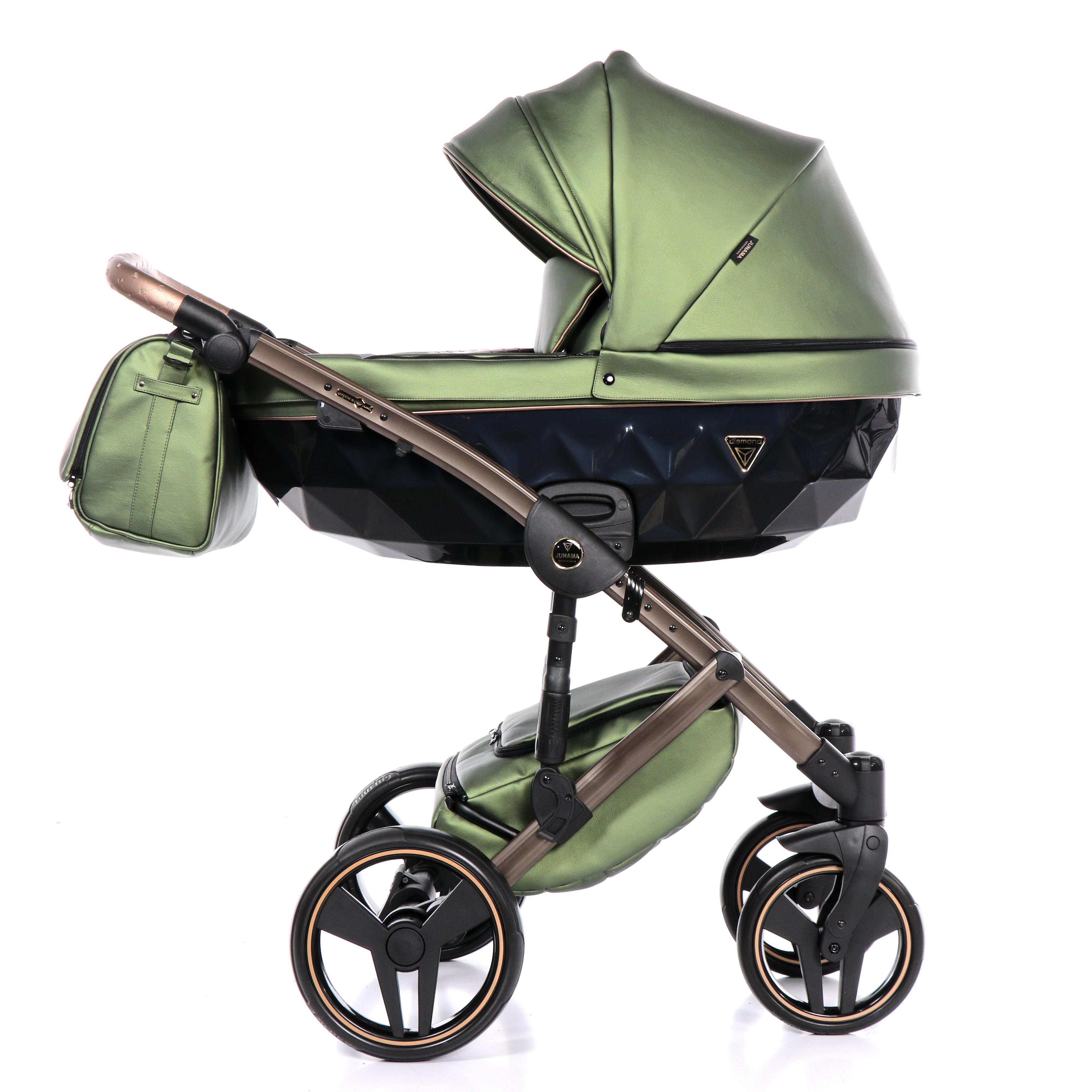 wielofunkcyjny wózek dzieciecy Fluo Line Ii Junama
