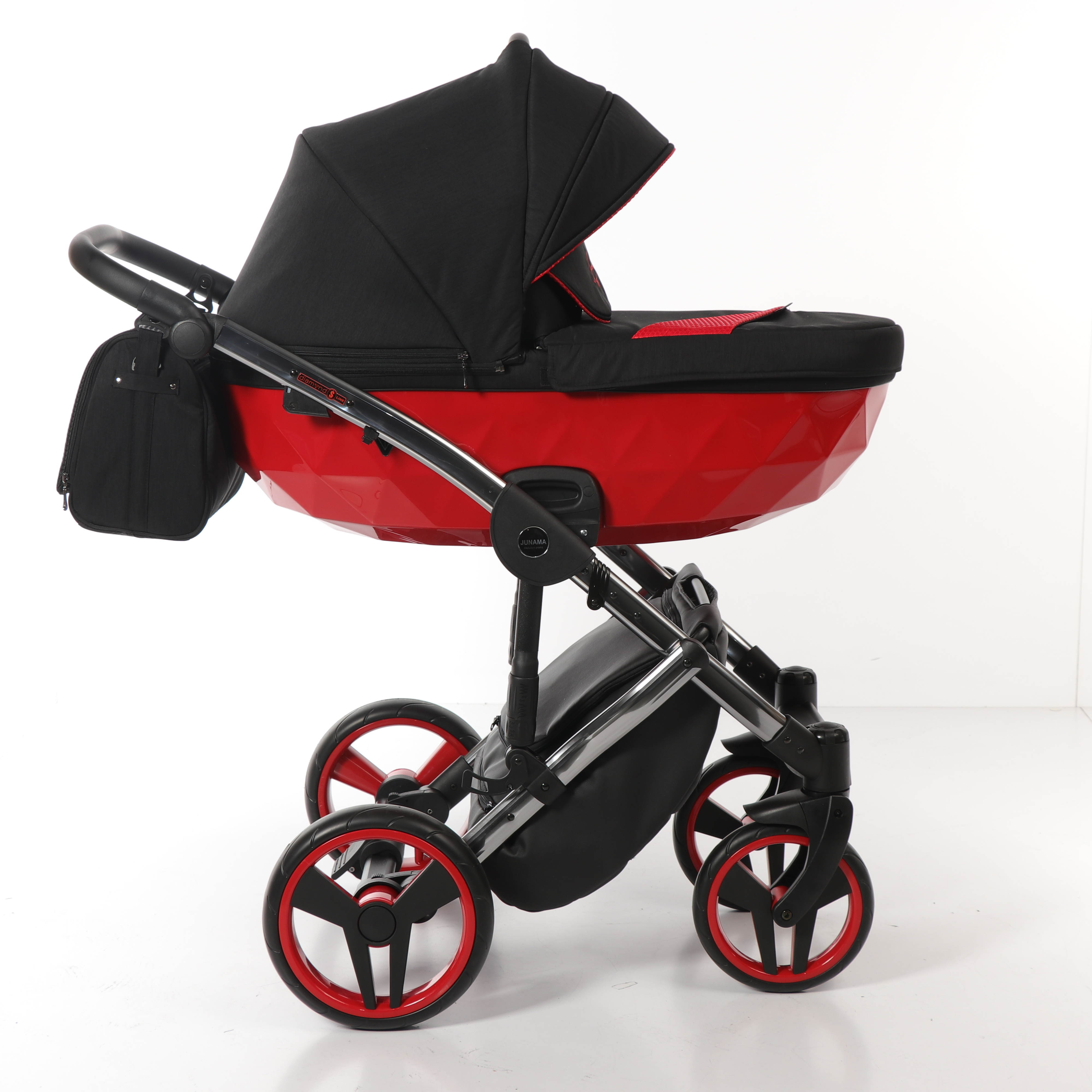 wielofunkcyjny Junama Diamod S Lin wózek dziecięcy
