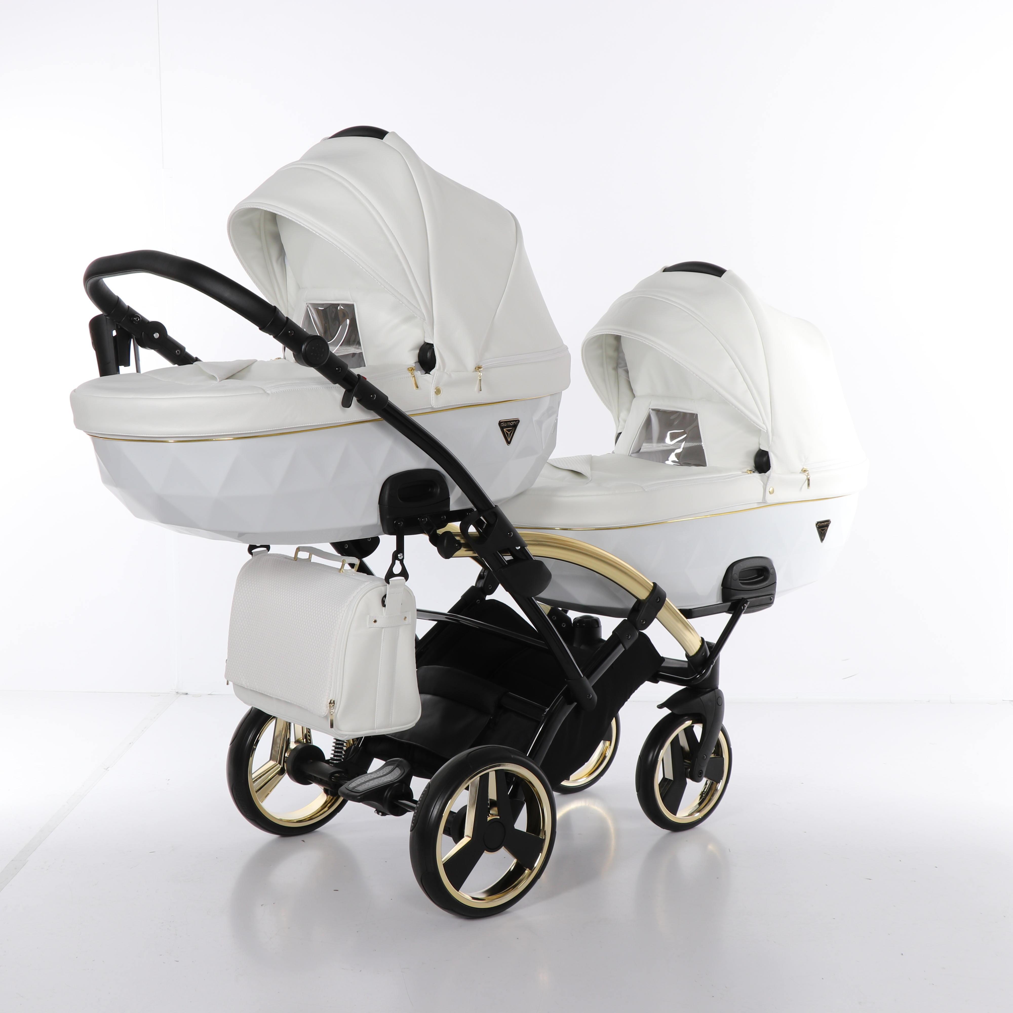 wózek bliźniaczy Individual Duo Slim