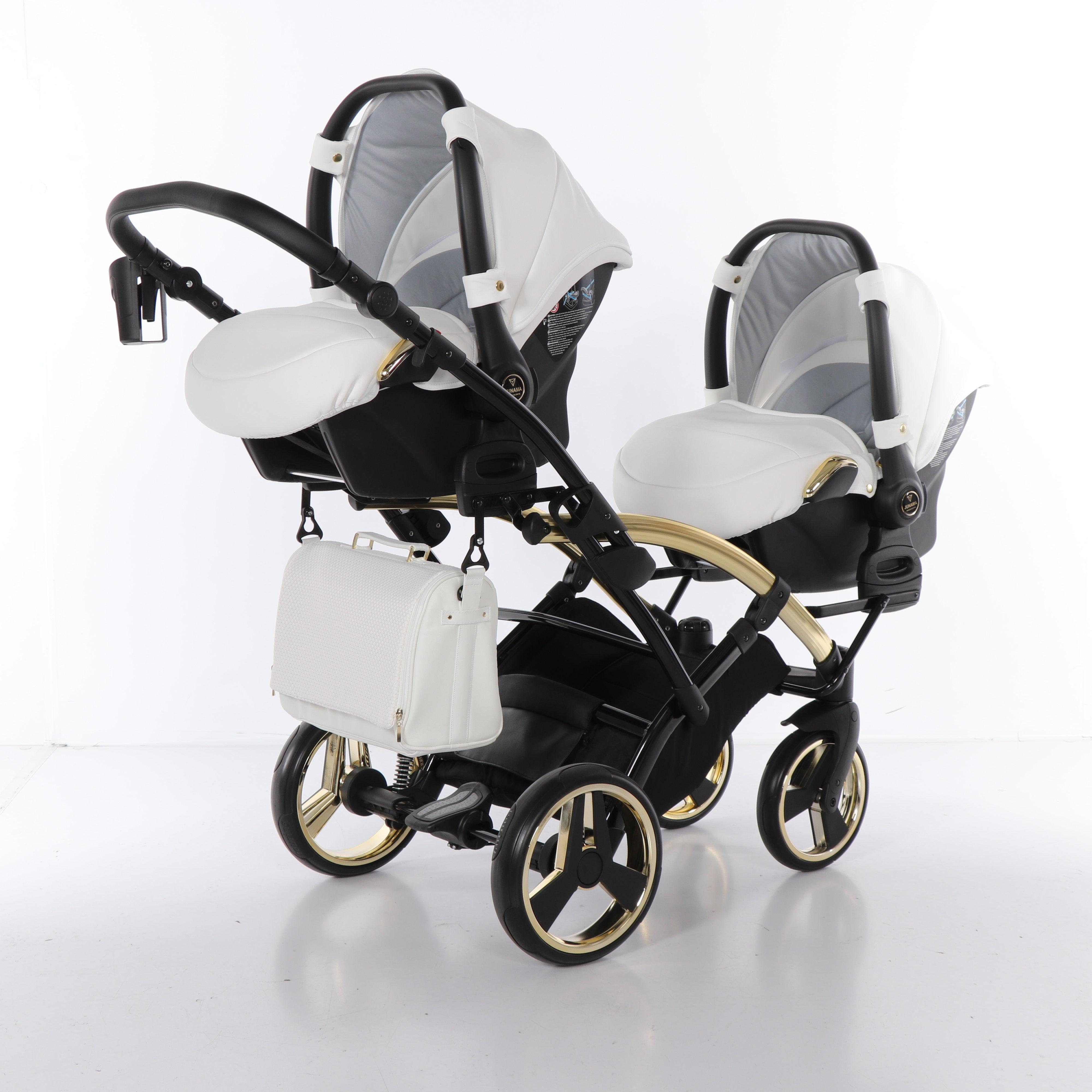 Junama Individual Duo Slim zestaw 3w1 z fotelikiem samochodowym Dadi Shop