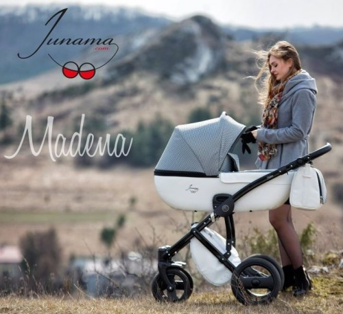 wózek dziecięcy Junama Madena 3w1