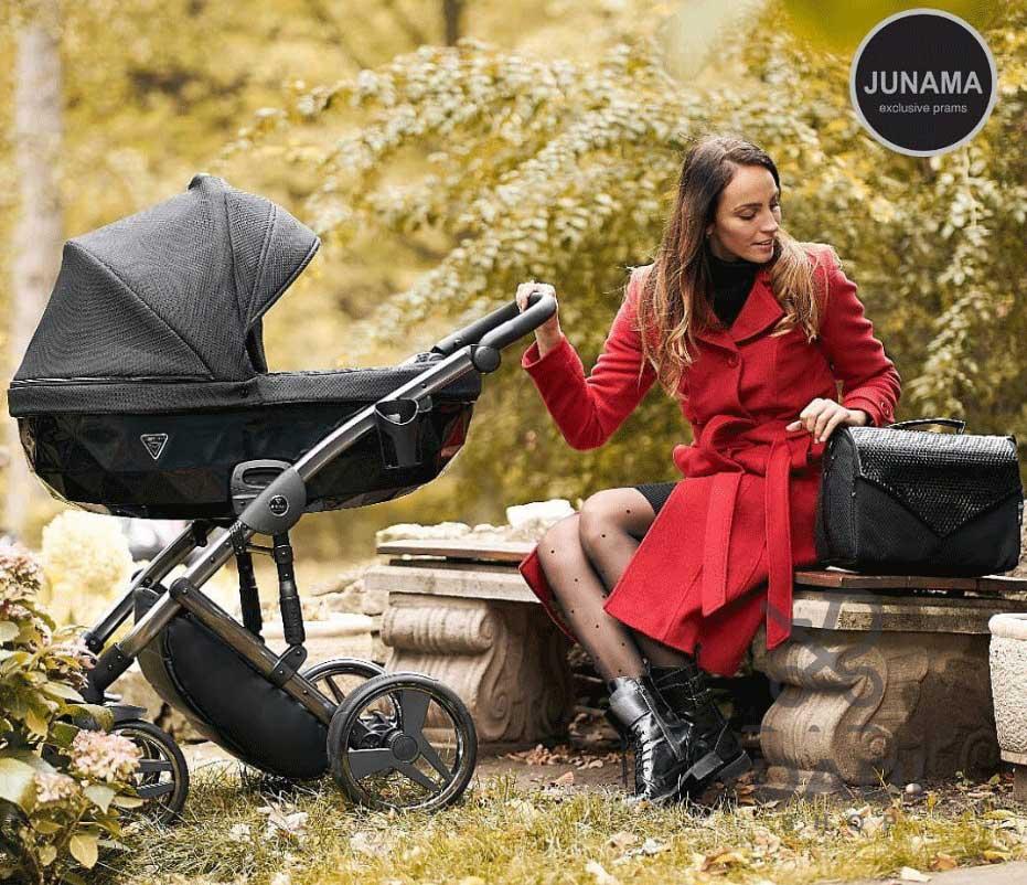 Junama Onyx wózek dzieciecy wielofunkcyjny Dadi Shop