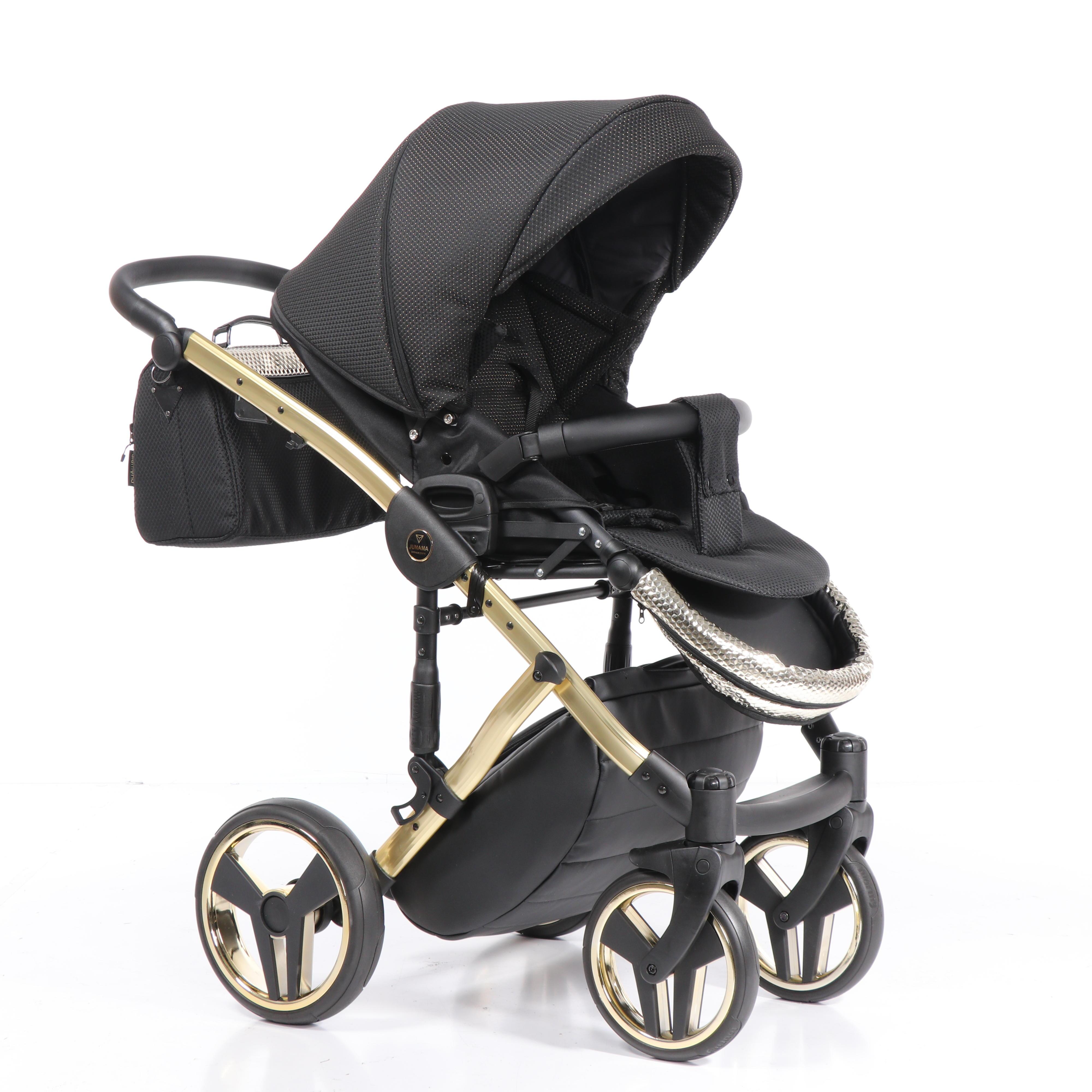 wózek dziecięcy Onyx Junama Dadi Shop wielofunkcyjny spacerowy