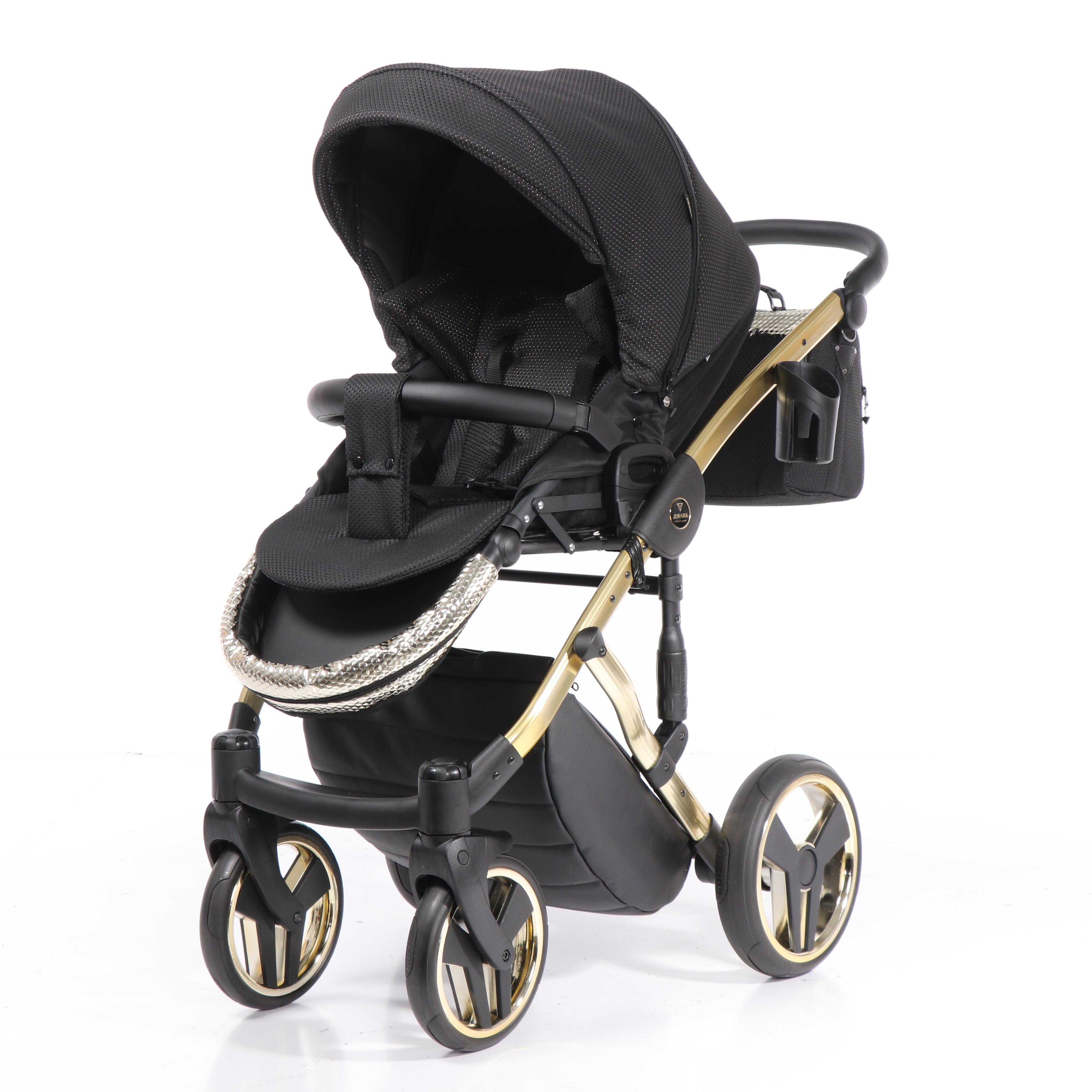 wielofunkcyjny wózek spacerowy Junama Onyx Dadi Shop