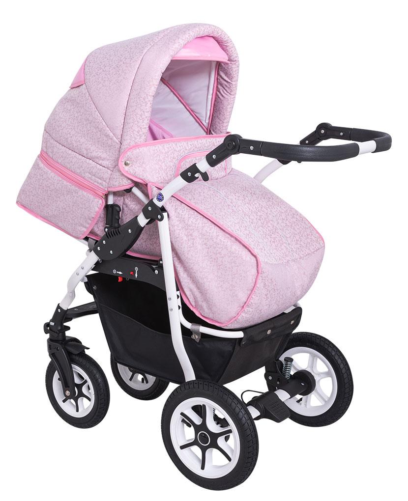 wielofunkcyjny Angel Krasnal wózek dziecięcy spacerówka