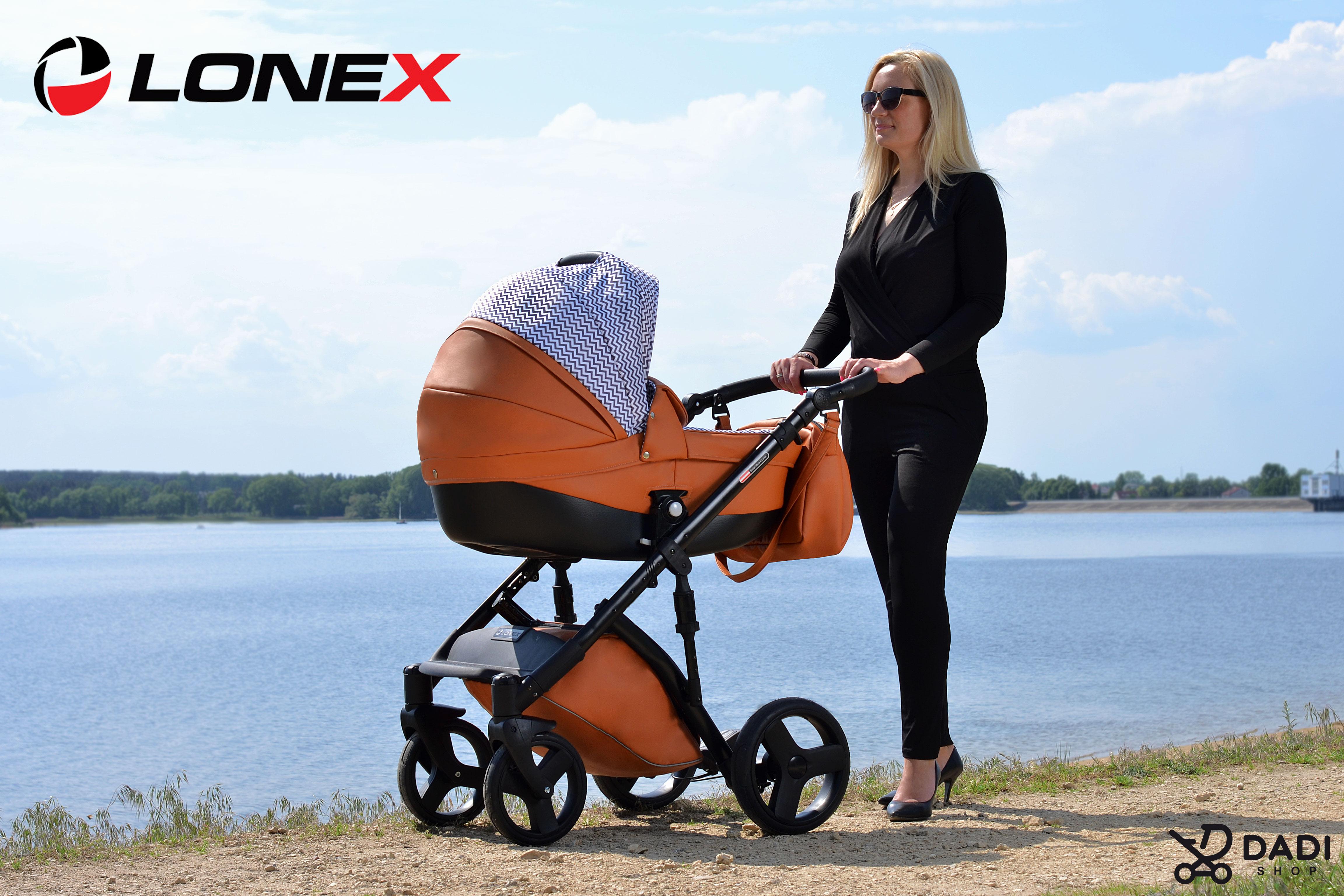 Lonex dziecięce wózki wielofunkcyjne