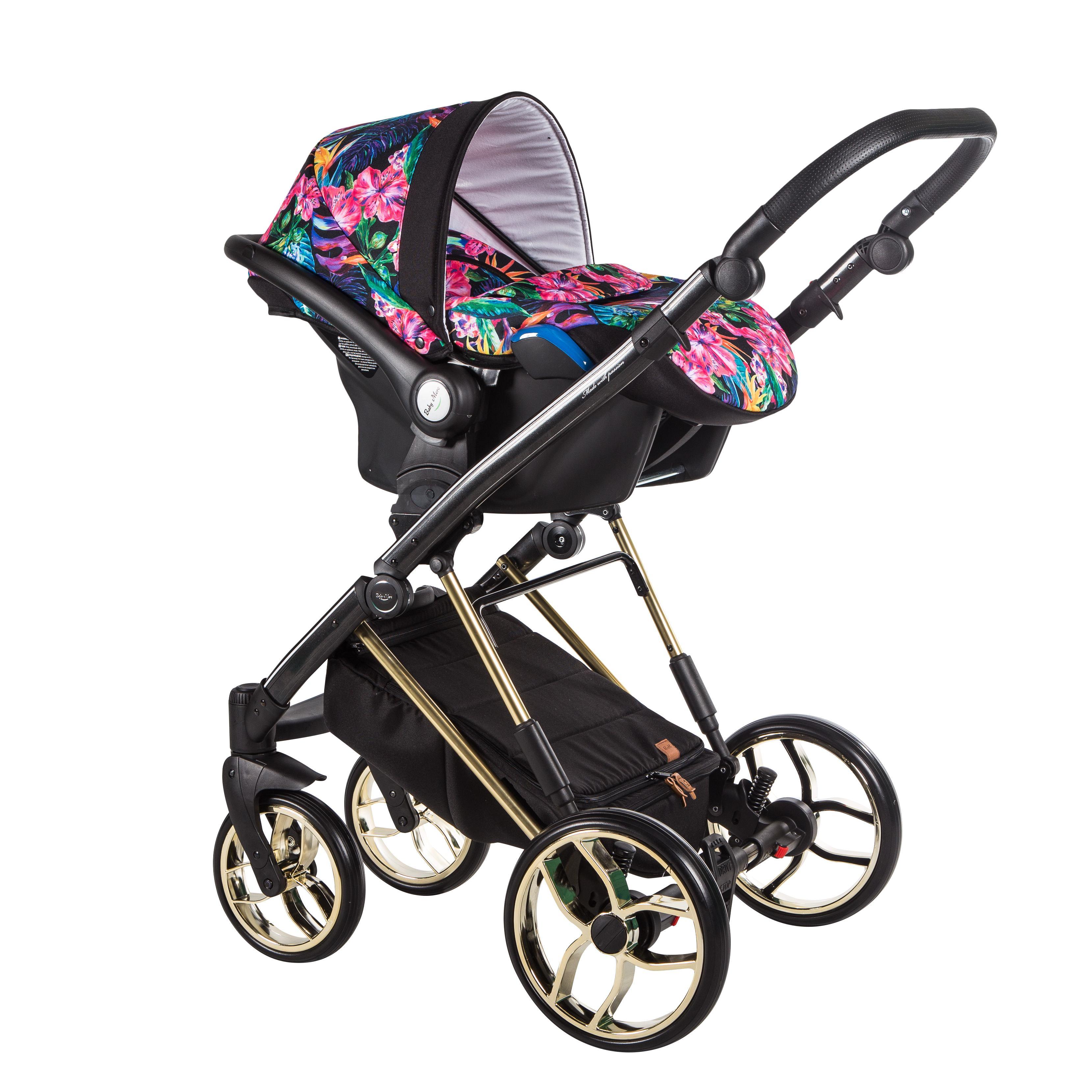 La Rosa Baby Merc fotelik samochodowy wózek wielofunkcyjny
