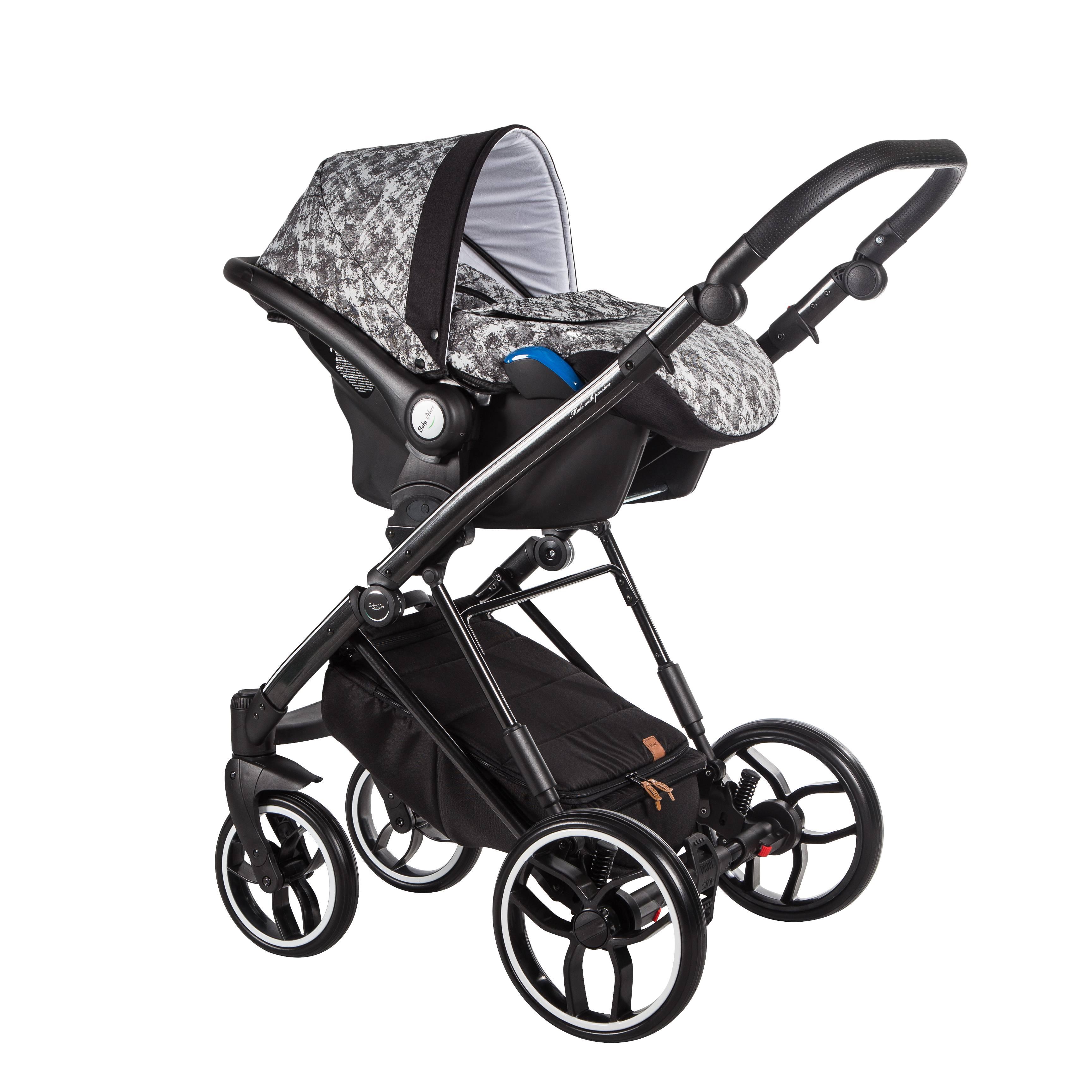 fotelik samochodowy Baby Merc La Rosa  wózek dziecięcy