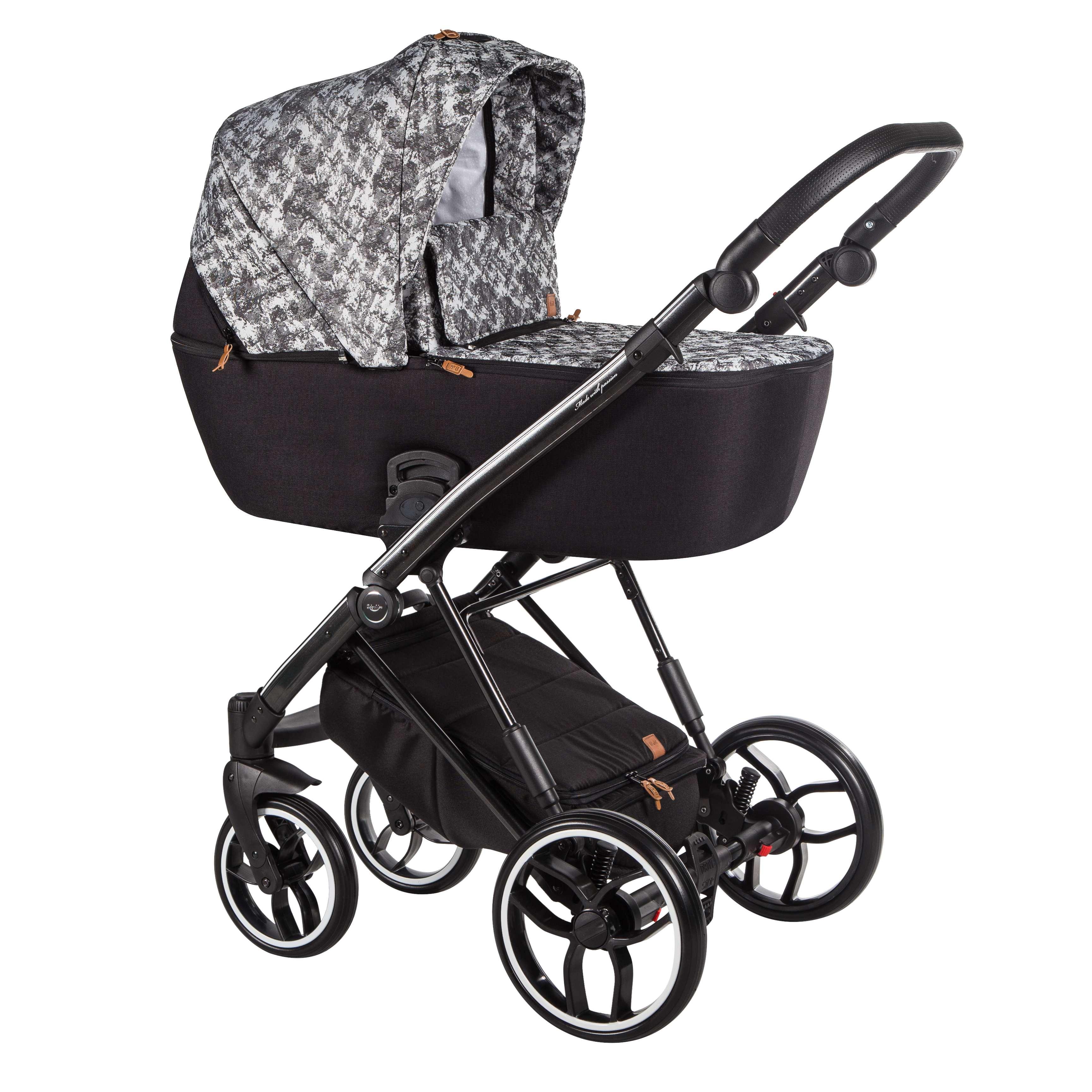 wózek wielofunkcyjny La Rosa Baby Merc