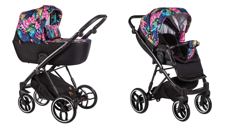 spacerówka gondola La Rosa Baby Merc wózek wielofunkcyjny