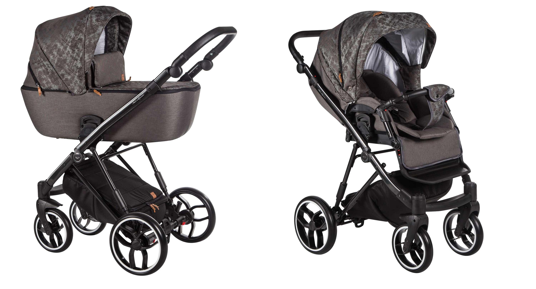 La Rosa Baby Merc wózek dziecięcy wielofunkcyjny kolor5