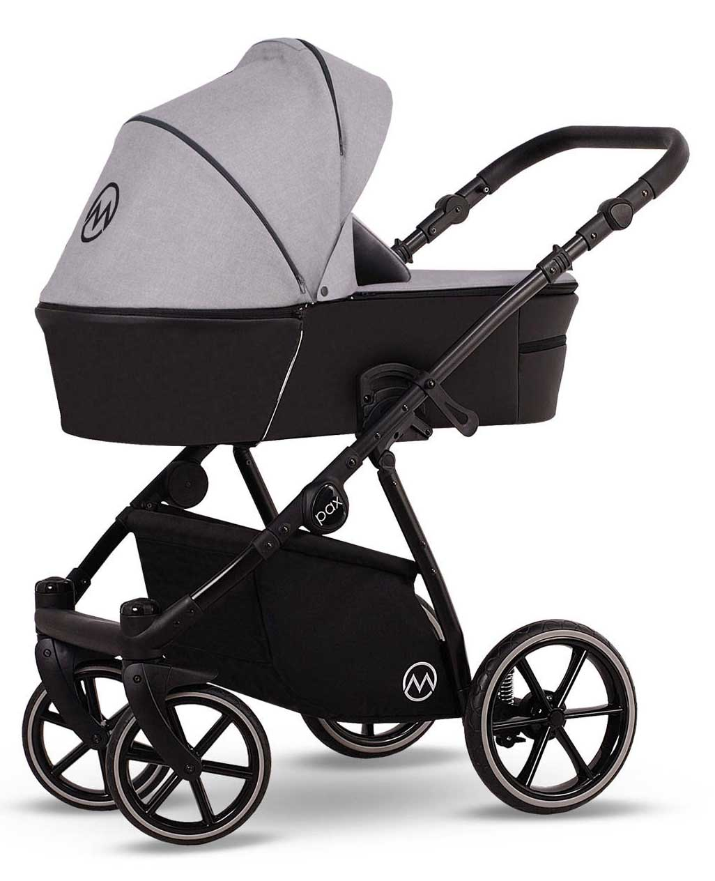 Pax Lonex wózek dziecięcy wielofunkcyjny Dadi Shop nowoczesna gondola