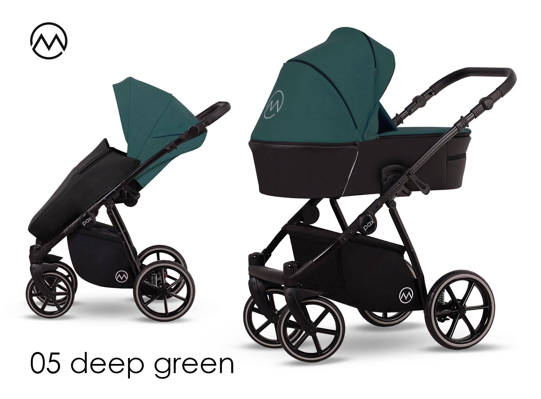 wielofunkcyjny dziecięcy Lonex Pax zielony
