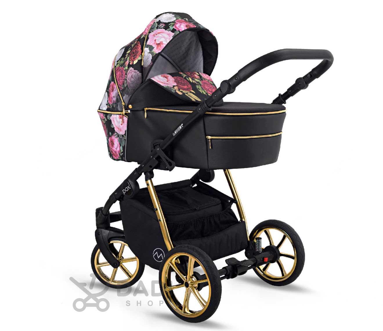 dzieciecy Pax Rose wózek Lonex nowość 2020 Dadi Shop