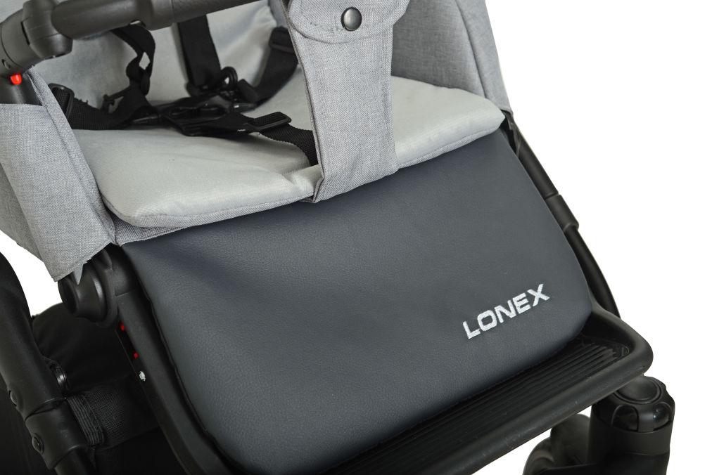 wózek spacerowy dziecięcy Lonex Sport
