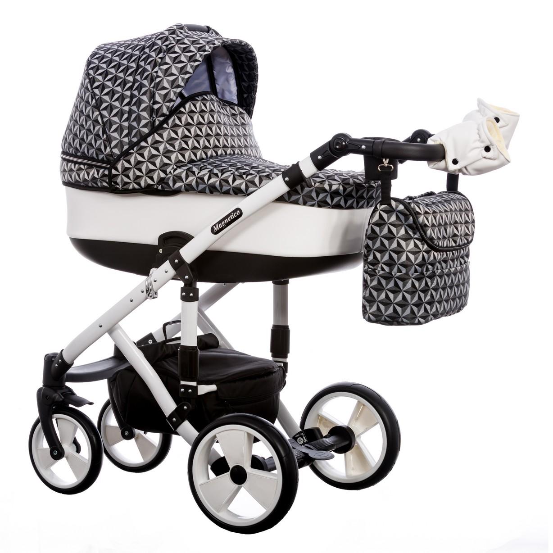 wózek dziecięcy wielofunkcyjny Magnetico paradise Baby