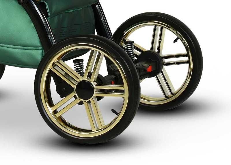 wielofunkcyjny Malachit Wiejar wózek dziecięcy