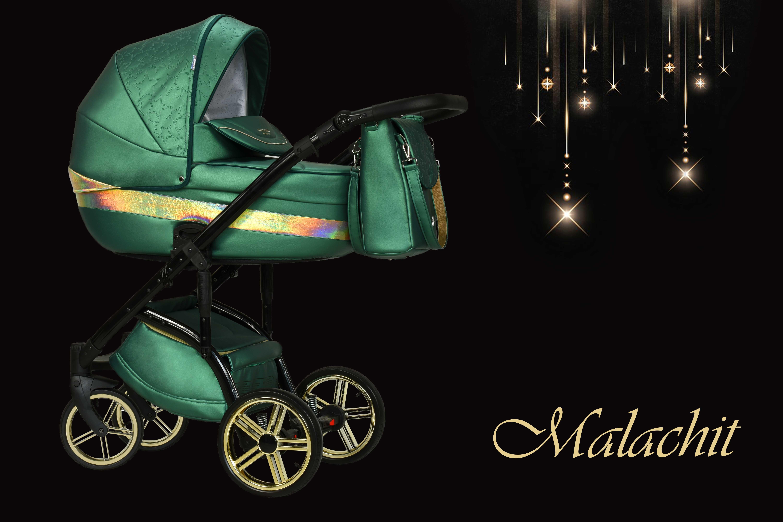 wózek dziecięcy Malachit Wiejar