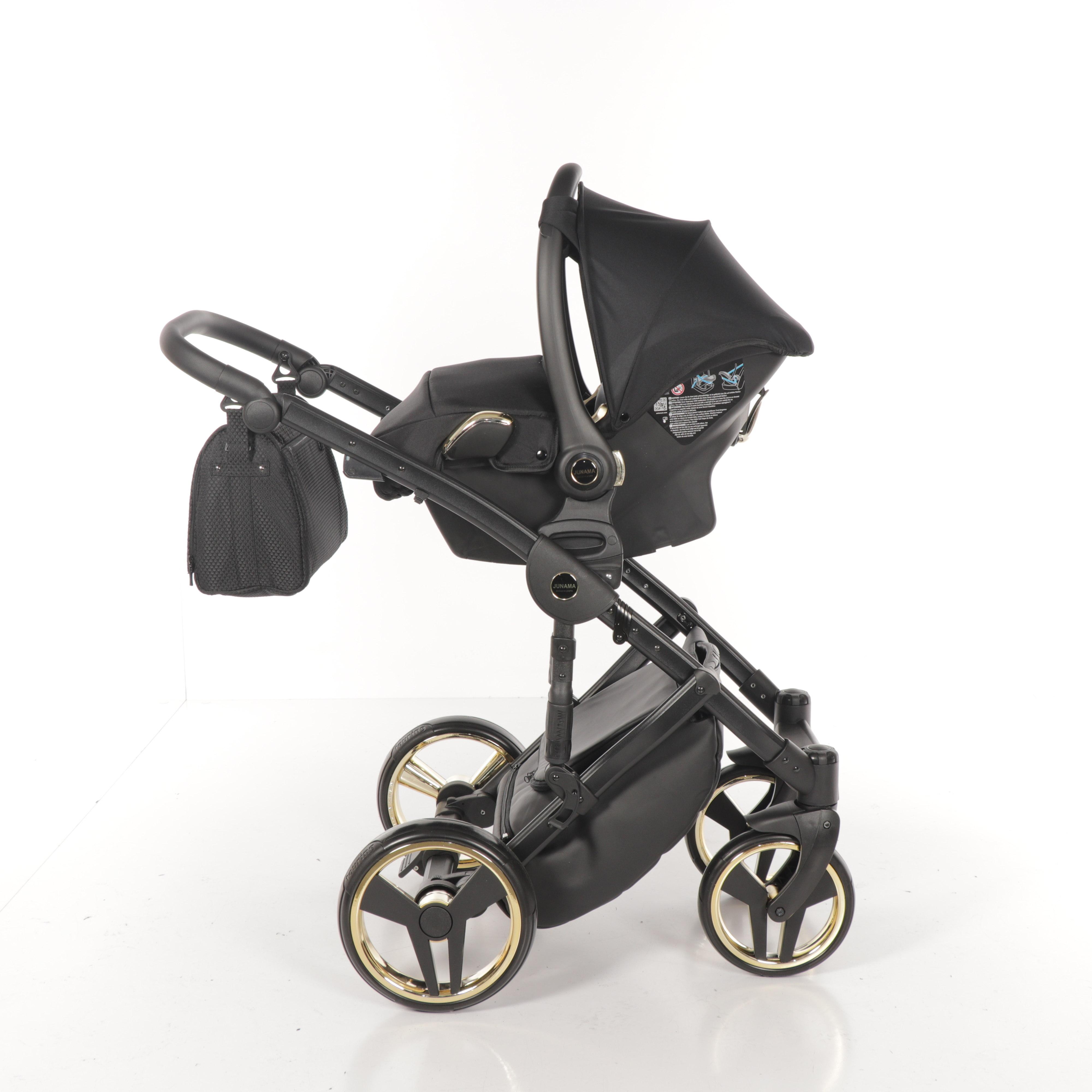 Junama Mirror wózek wielofunkcyjny z fotelikiem samochodowym
