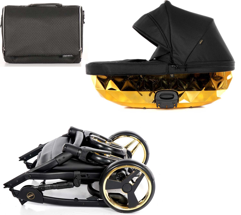 wózek dzieciecy Mirror wielofunkcyjny Junama