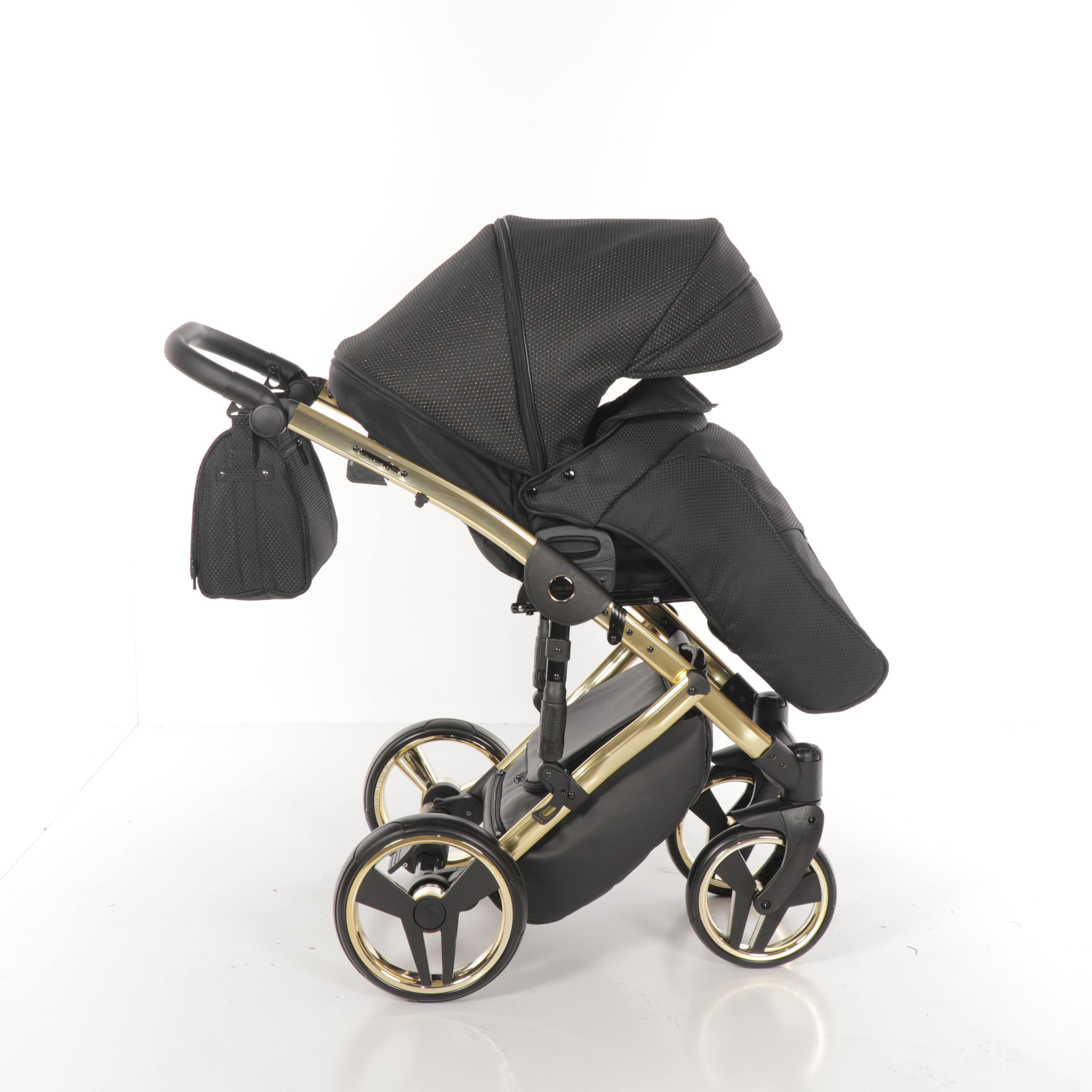 wózek Junama Mirror wielofunkcyjny dzieciecy spacerówka