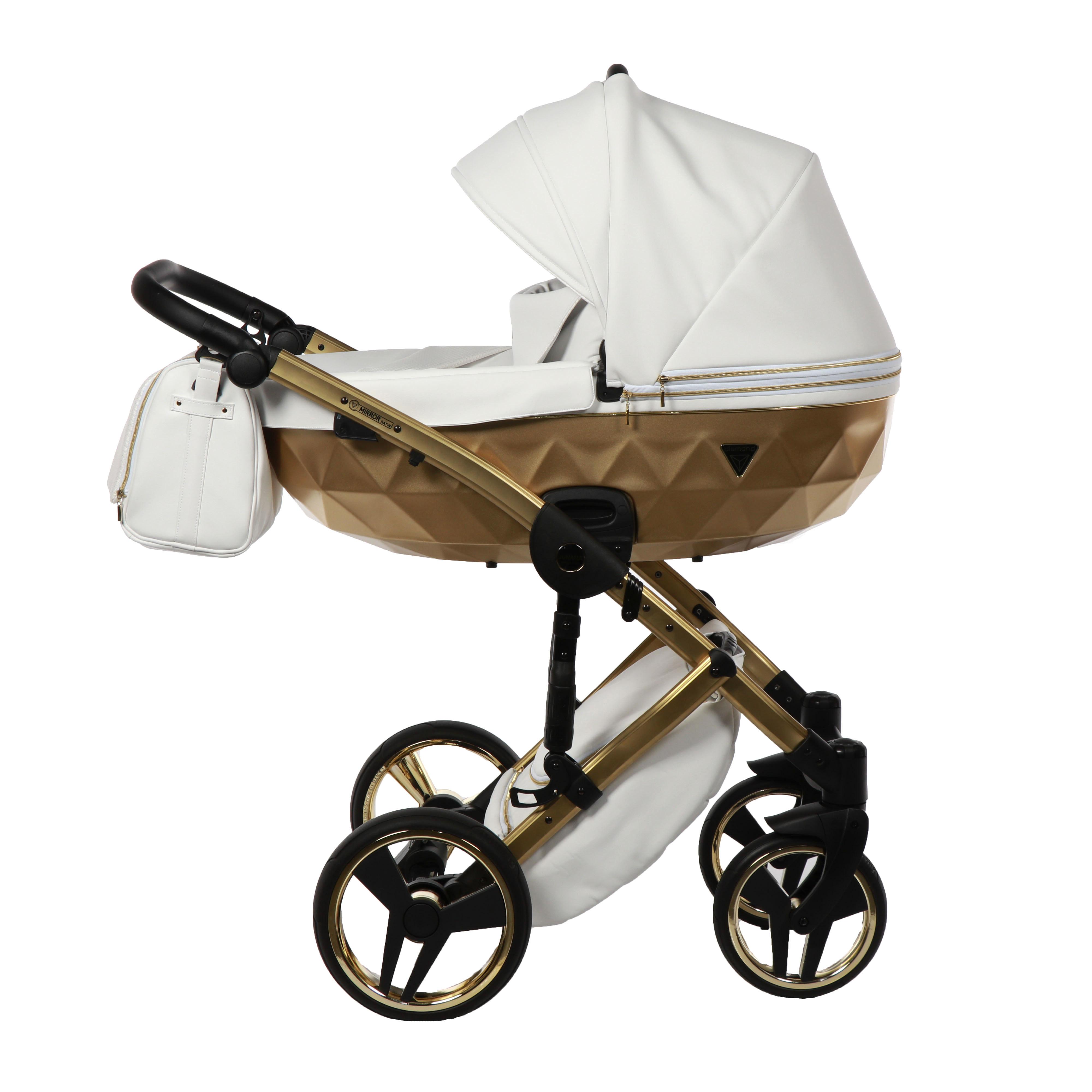 Junama Mirror Satin wózek dziecięcy wielofunkcyjny