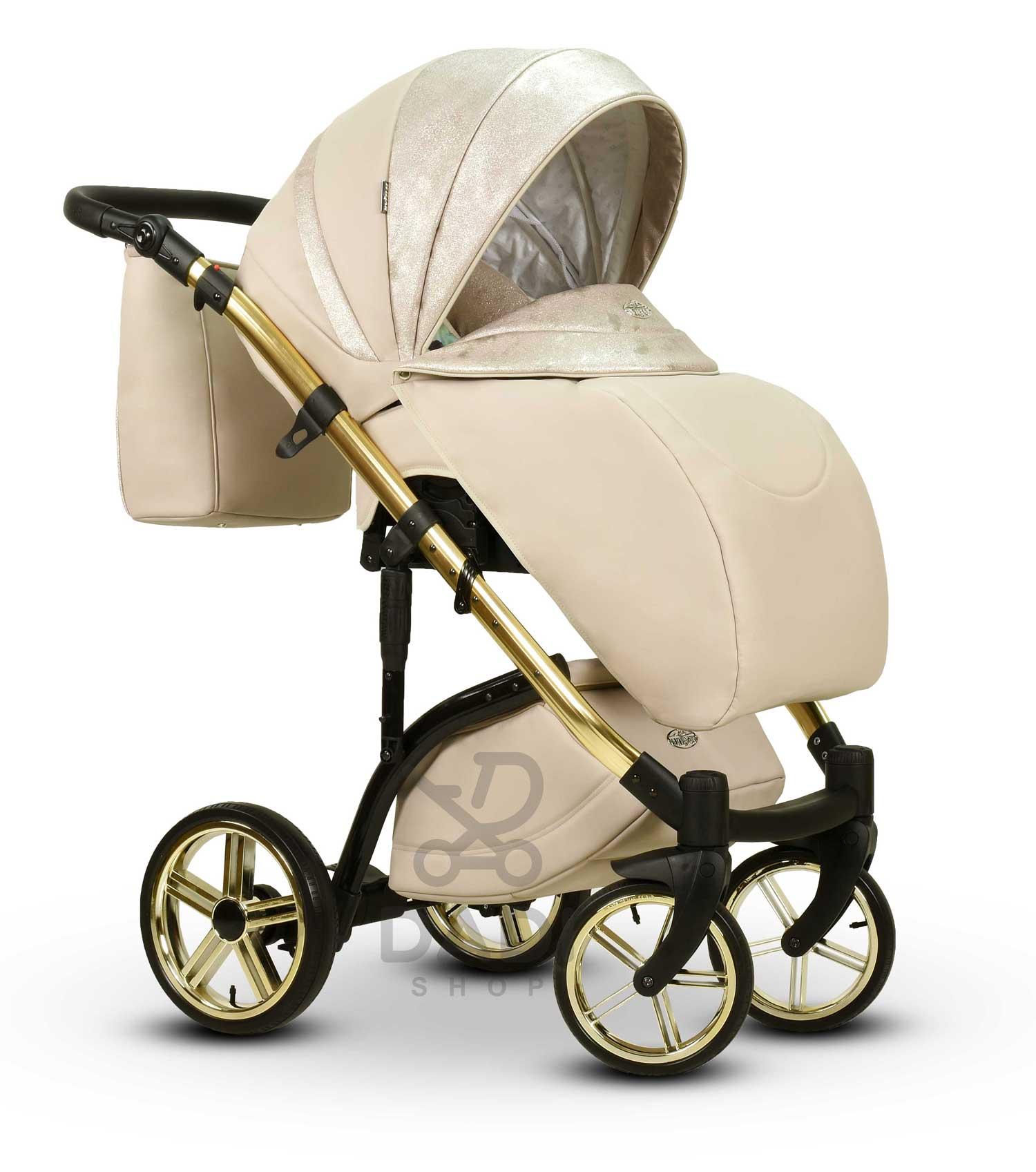 wózek dziecięcy Moloka Duo wielofunkcyjny Wiejar spacerowy