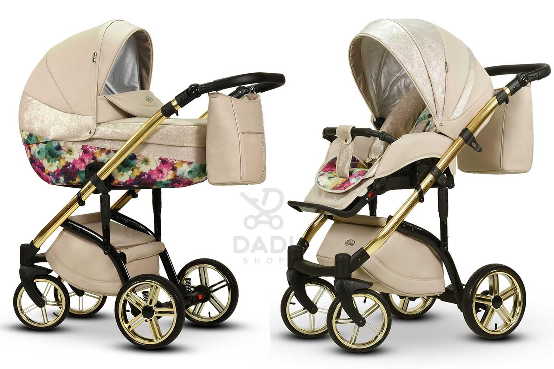 wózek dziecięcy wielofunkcyjny Moloka Duo stylowy nowoczesny Wiejar Dadi Shop