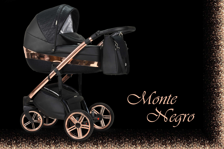 wózek dzieciecy Monte Negro Wiejar Dadi Shop