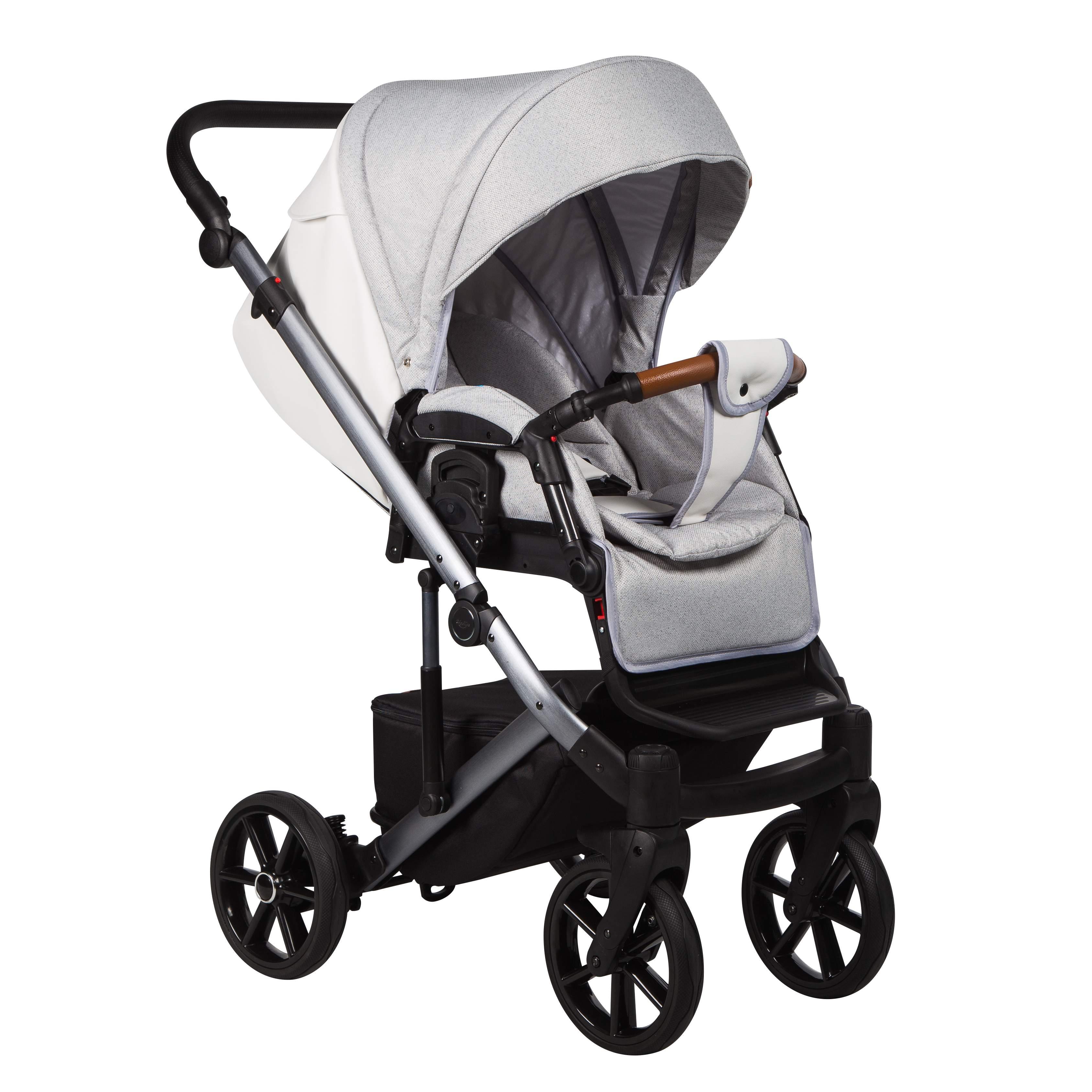 wózek wielofunkcyjny Baby Merc Mosca LE spacerówka