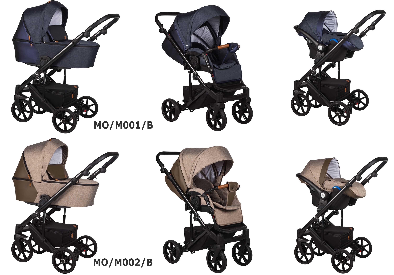 wielofunkcyjny wózek dziecięcy Moca Baby Merc