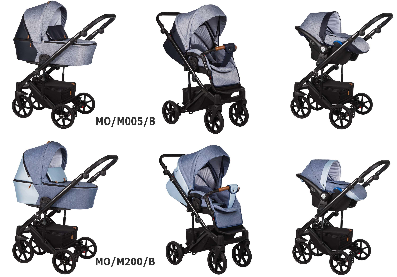 Mosca wózek dziecięcy wielofunkcyjny baby merc