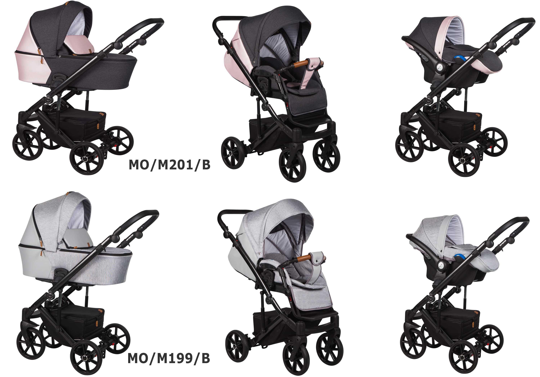 Mosca wózek wielofunkcyjny dziecięcy Baby Merc