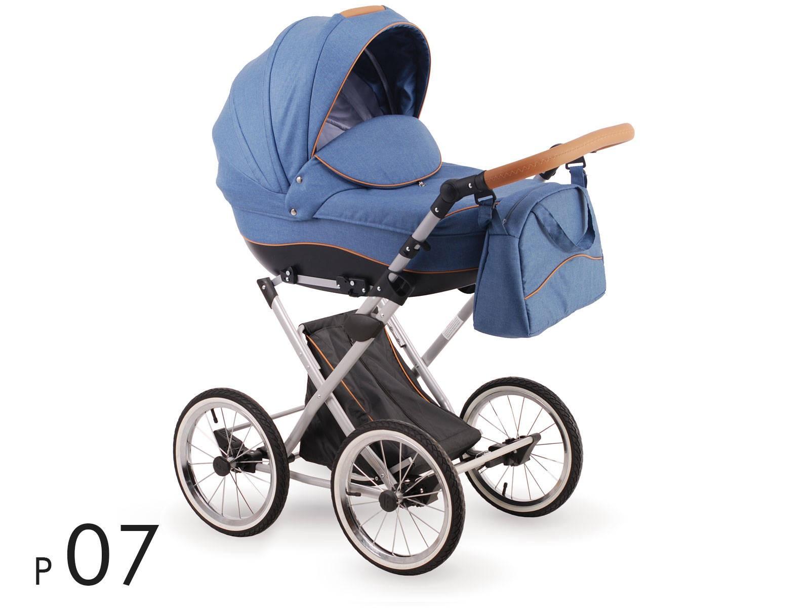 wózek dziecięcy wielofunkcyjny Lonex Parrilla