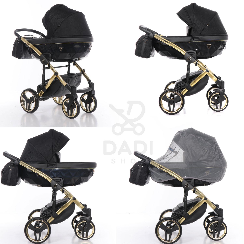 Saphire Junama wózek dzieciecy wielofunkcyjny gondola funkcje nowy model Dadi Shop