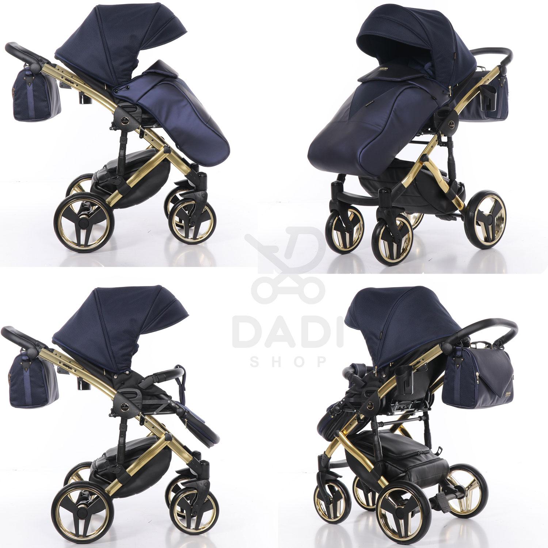 wózek Junama Saphire spacerówka wielofunkcyjny model Dadi Shop funkcje