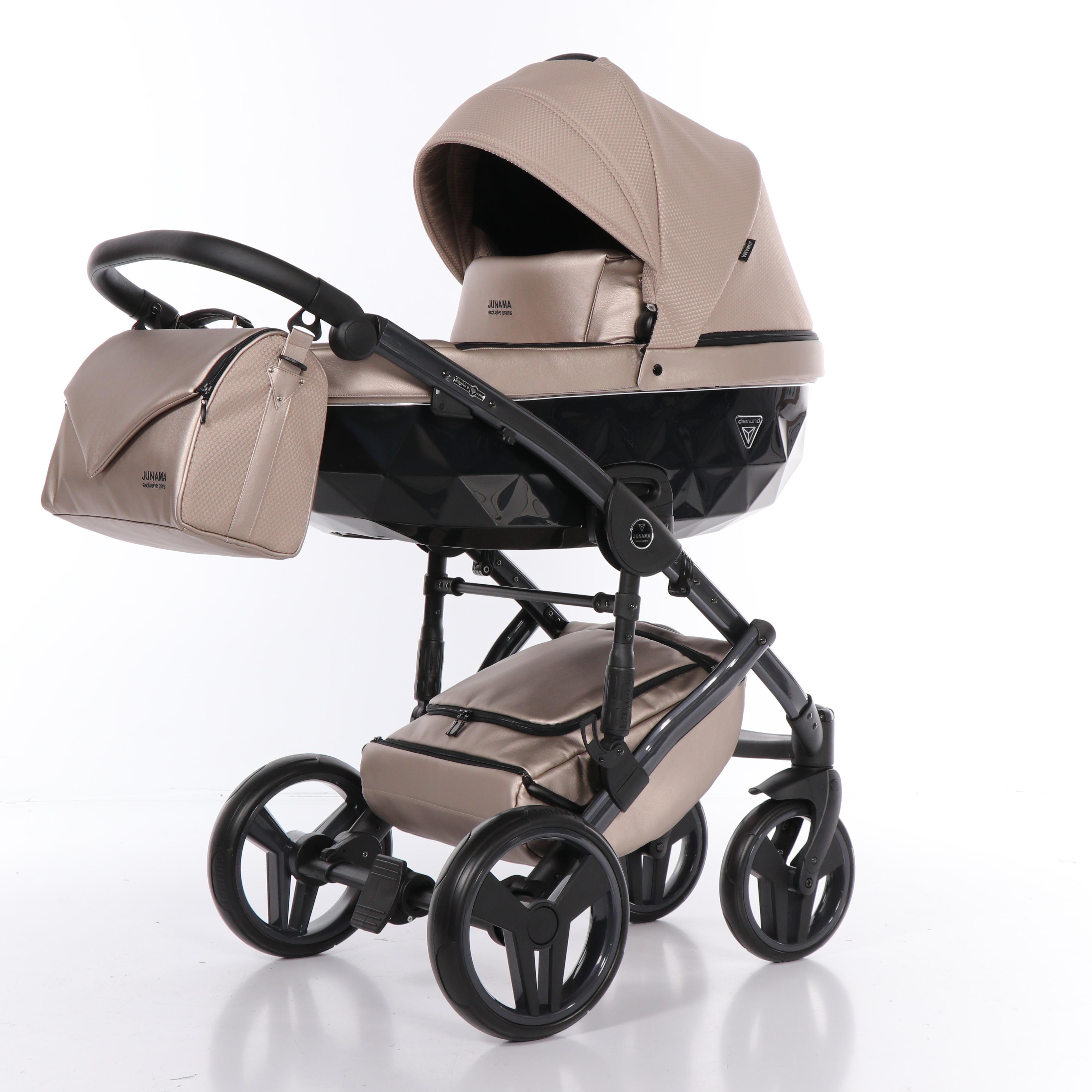wózek dzieciecy wielofunkcyjny Junama Saphire Dadi Shop