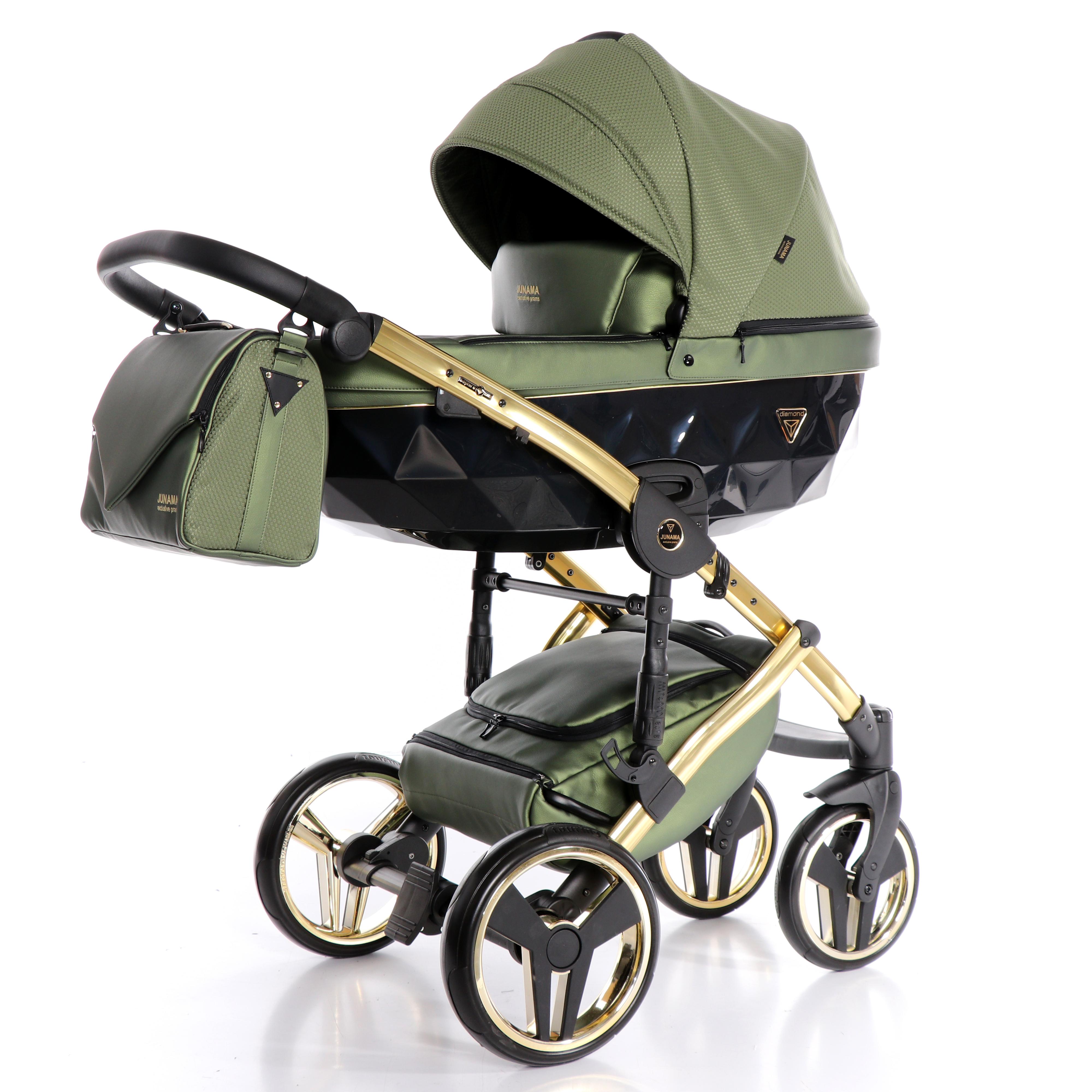 wielofunkcyjny wózek dziecięcy Junama Saphire