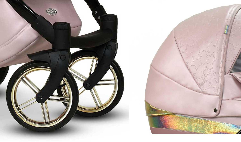 wózek dziecięcy Wiejar Summer Queen funkcje